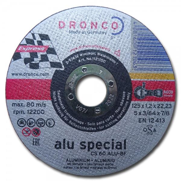 Trennscheibe Aluminium Alu-spezial CS 60 Alu Ø 115 - 230mm