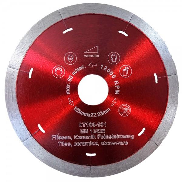 Diamant Trennscheibe Granit/ hartes Feinsteinzeug Ø 115-350mm A+++ Qualität