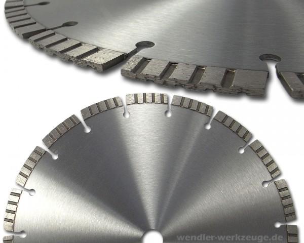 Diamant Trennscheibe Beton Ø 230 bis 600mm