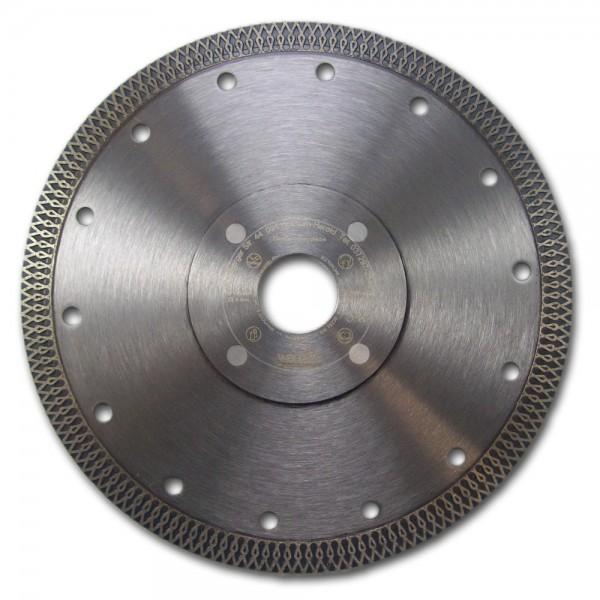 Diamant Trennscheibe Ø 180-350mm für sehr hartes Feinsteinzeug A+++ Qualität