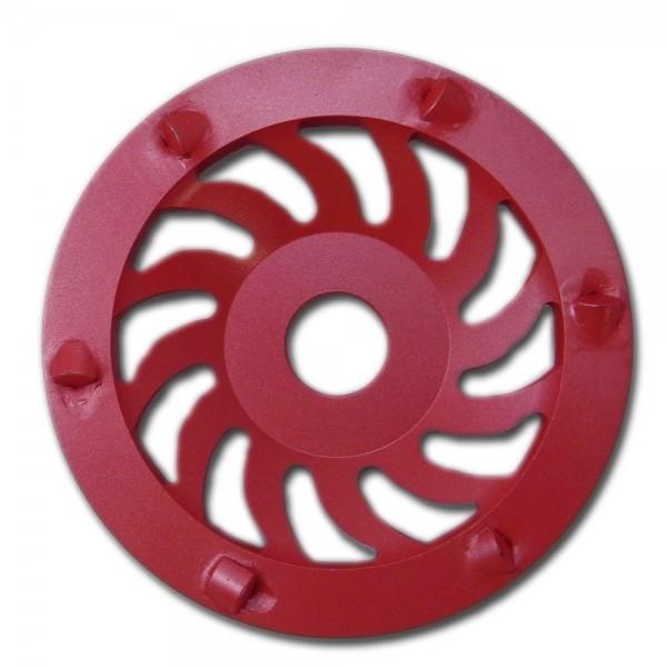 PKD Schleifteller Ø 125 150 175mm für starke Beschichtungen