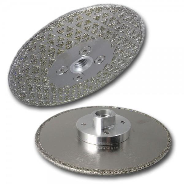 Diamant Trennscheibe Ø 125 GV Spezial -Kantenschleifer-